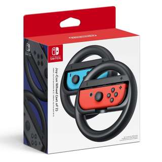 [IN-STOCK] Nintendo Joy-Con Wheel (Set of 2) - Nintendo Switch