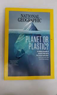 National Geographic June 2018