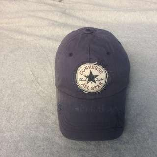 CONVERSE BASEBALL CAP NAVY WASH