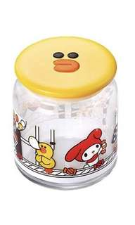 Sanrio Glass Container (Sally)