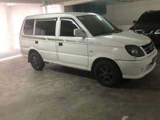 Mitsubishi Adventure 2012 diesel