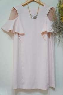 🚚 Snidel粉色洋裝