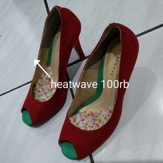 Preloved sepatu wanita