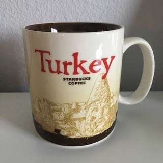 Starbucks Turkey icon mug
