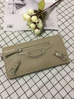 New! Authentic Balenciaga Classic Wallet