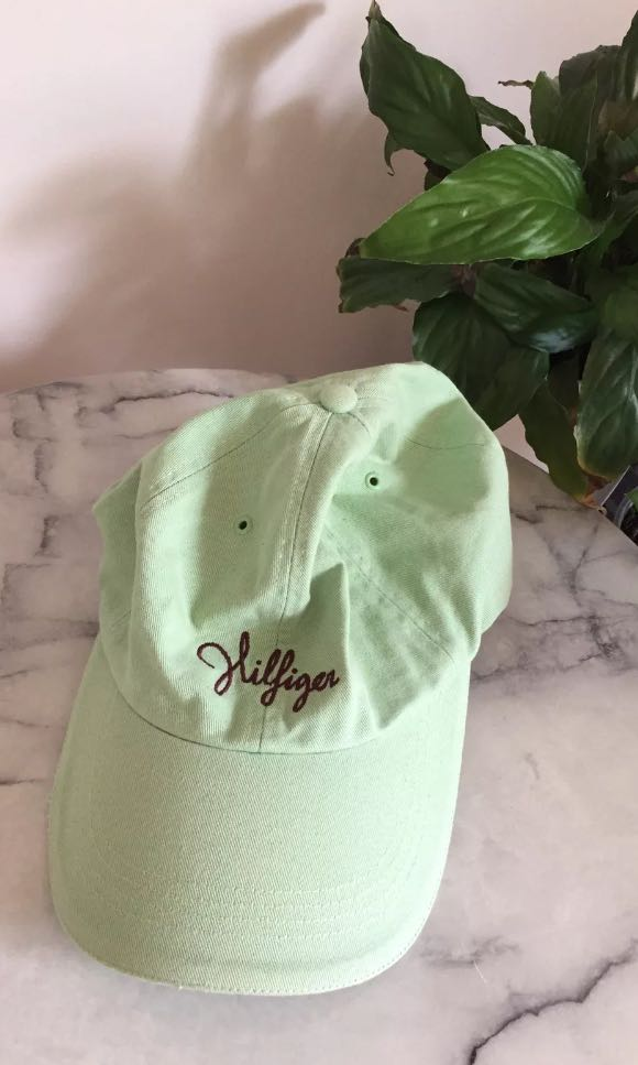 ca729d19 90s Vintage Tommy Hilfiger Hat, Men's Fashion, Accessories on Carousell