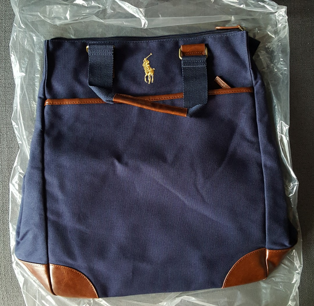 da31455cd036 Authentic Polo Ralph Lauren backpack   shoulder bag