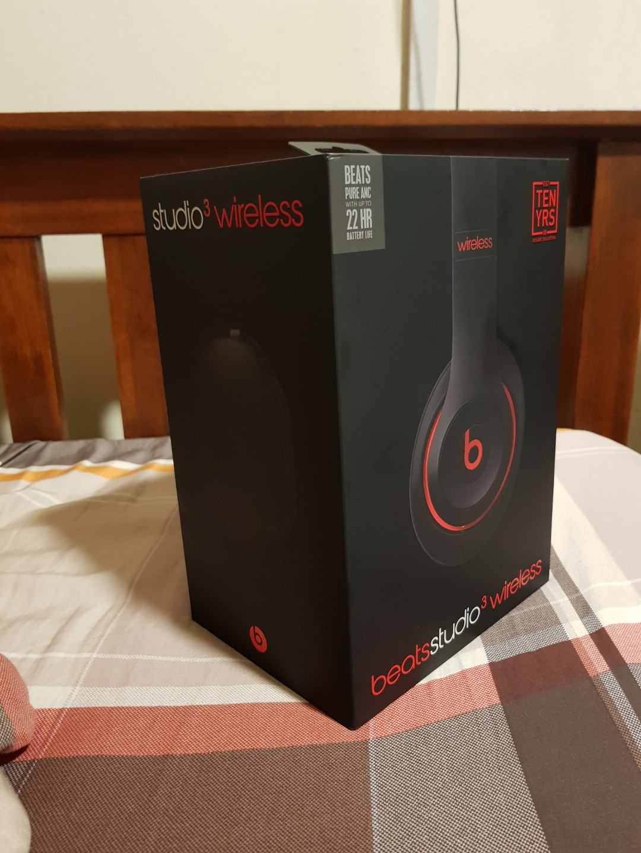 beats studio 3 limited edition