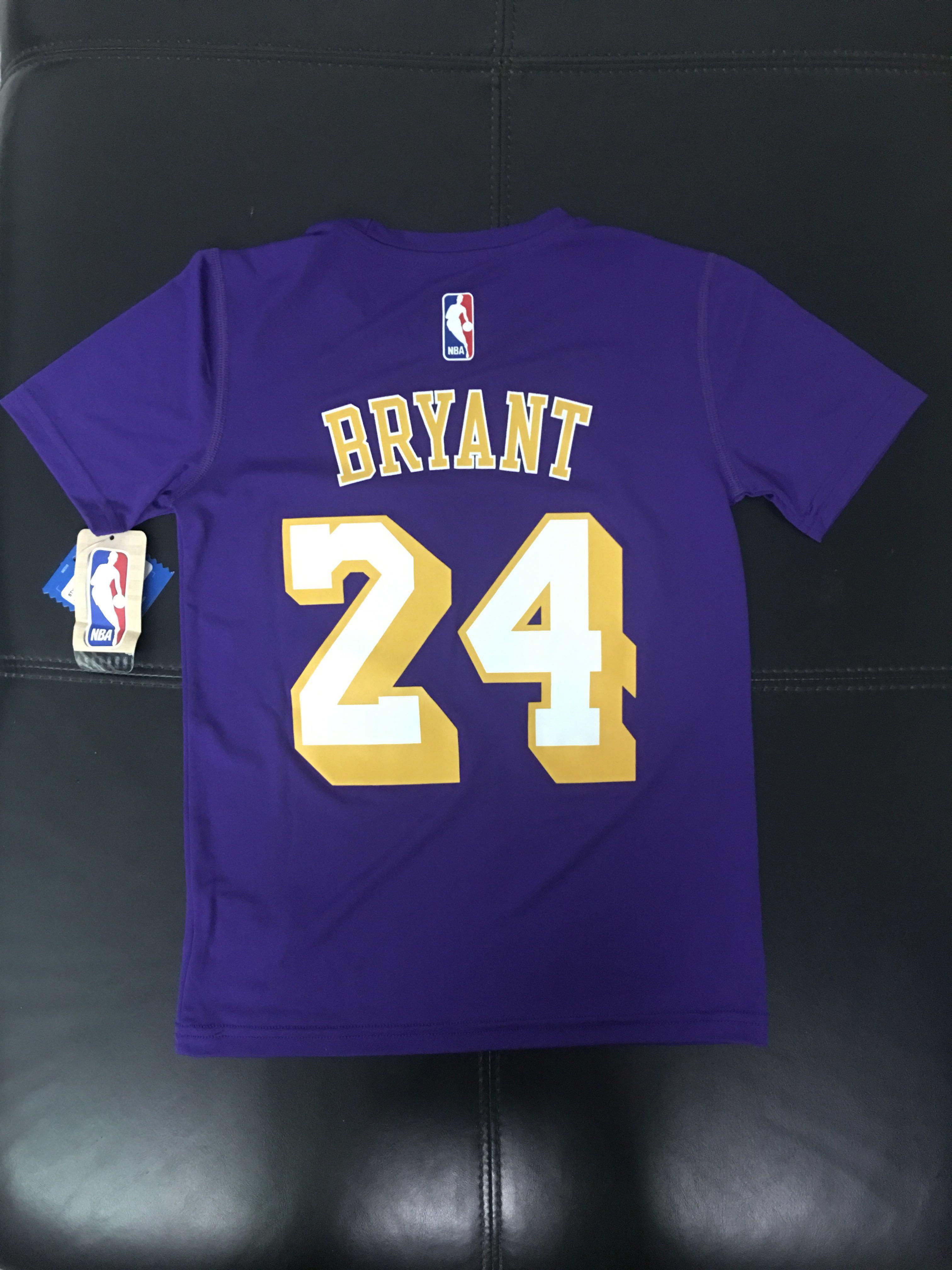 finest selection 7119a f50d4 [GSS Sale!] BNIB Adidas NBA Kobe Bryant Tee Shirt