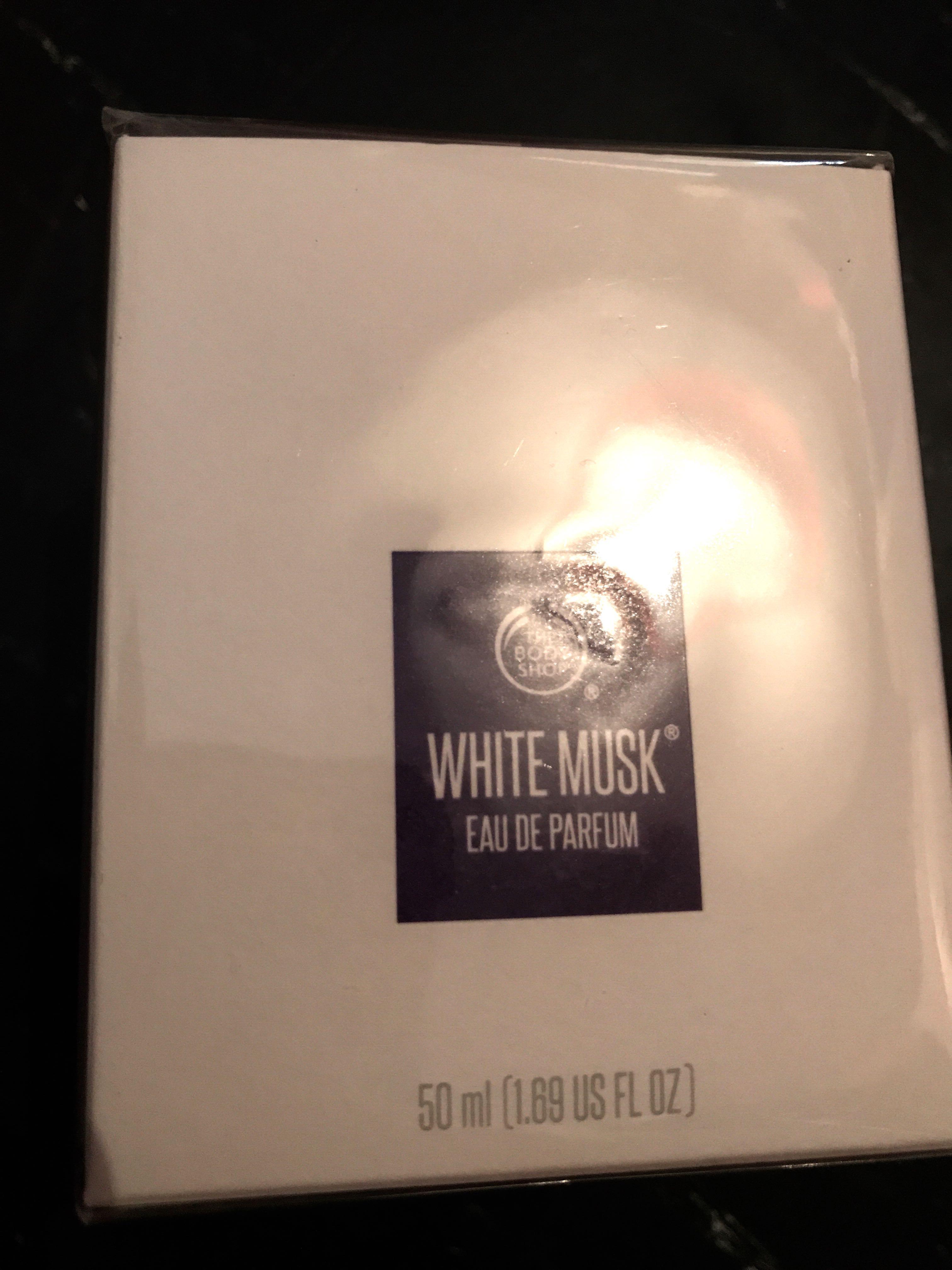 Bodyshop 50ml White Musk Edp Health Beauty Perfumes Deodorants Parfum Al Rehab Minyak Wangi On Carousell