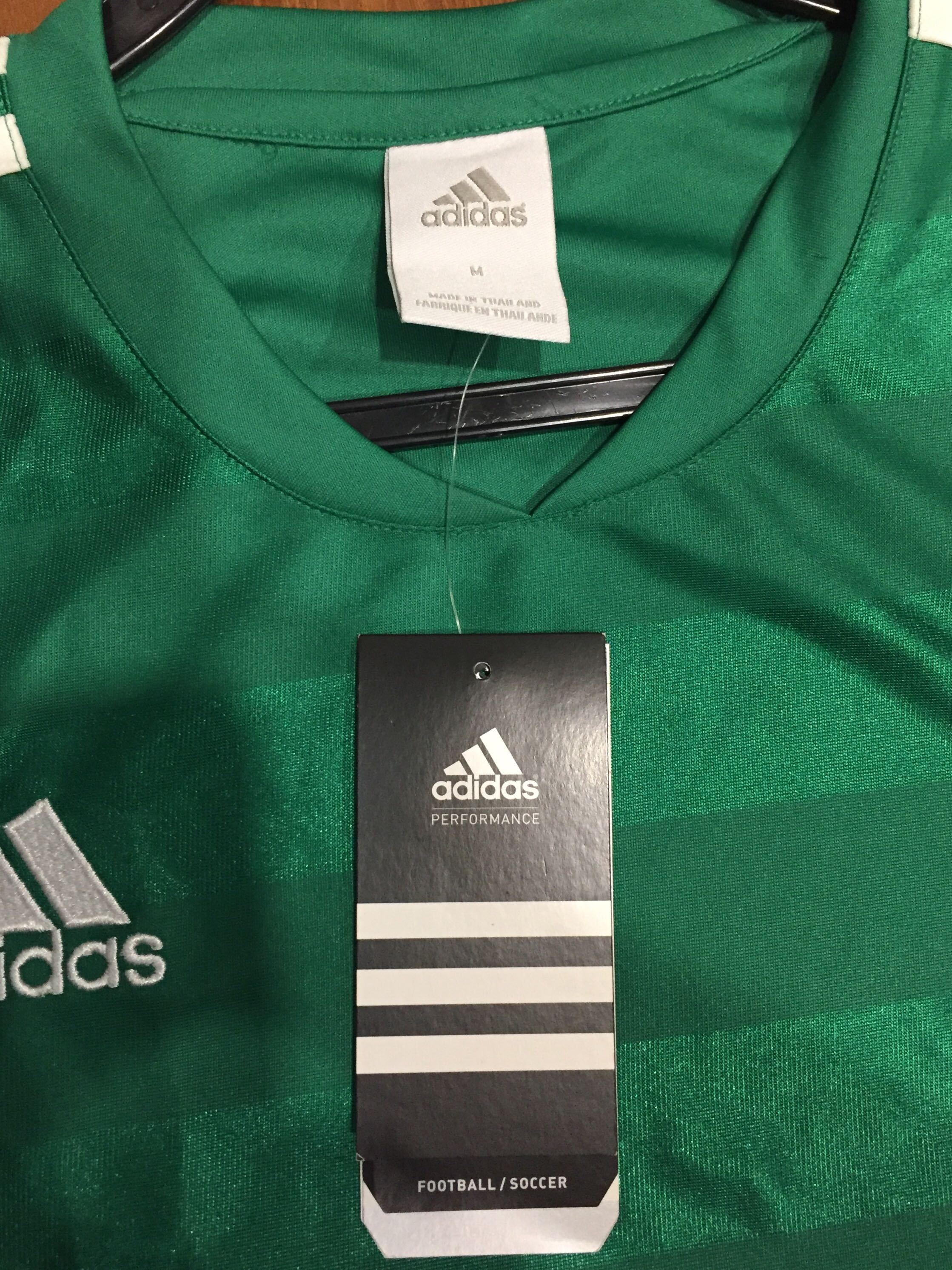 355e0562805 Brand New authentic Adidas Climalite football  soccer jersey ...