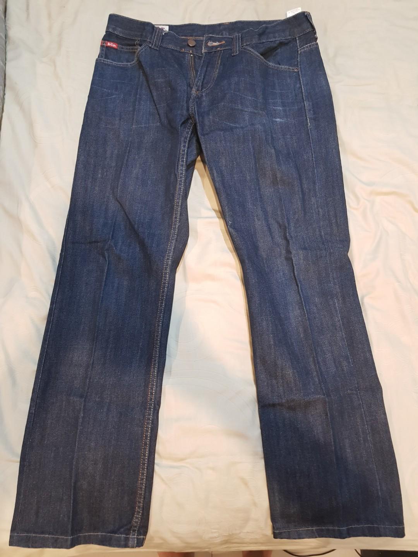 Celana Jeans Denim Lee Cooper Original 0e5797df84