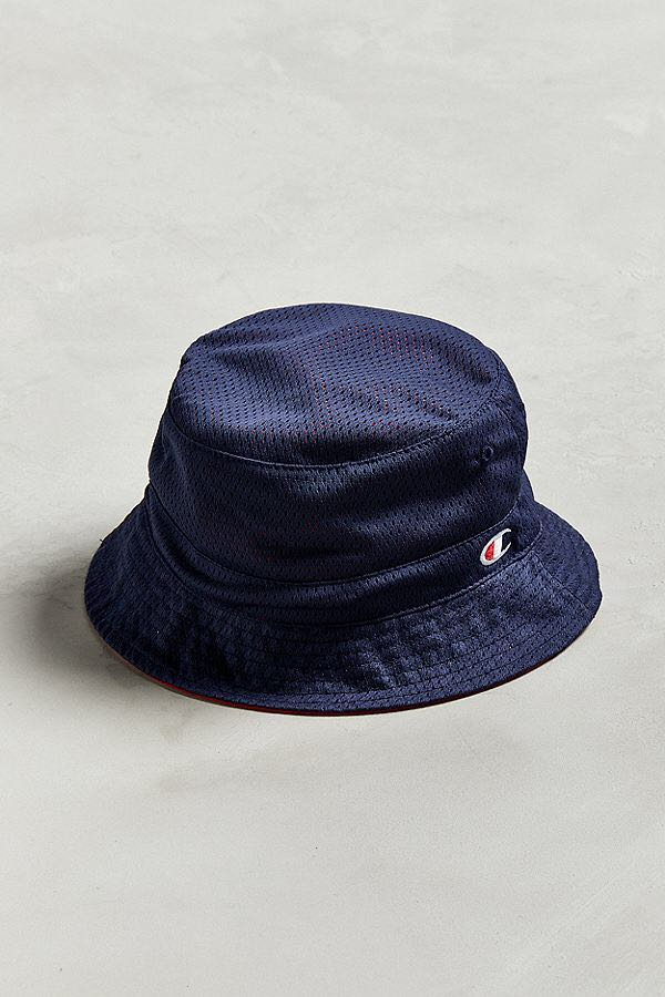 19826c7edca CHAMPION  Reversible Mesh Bucket Hat