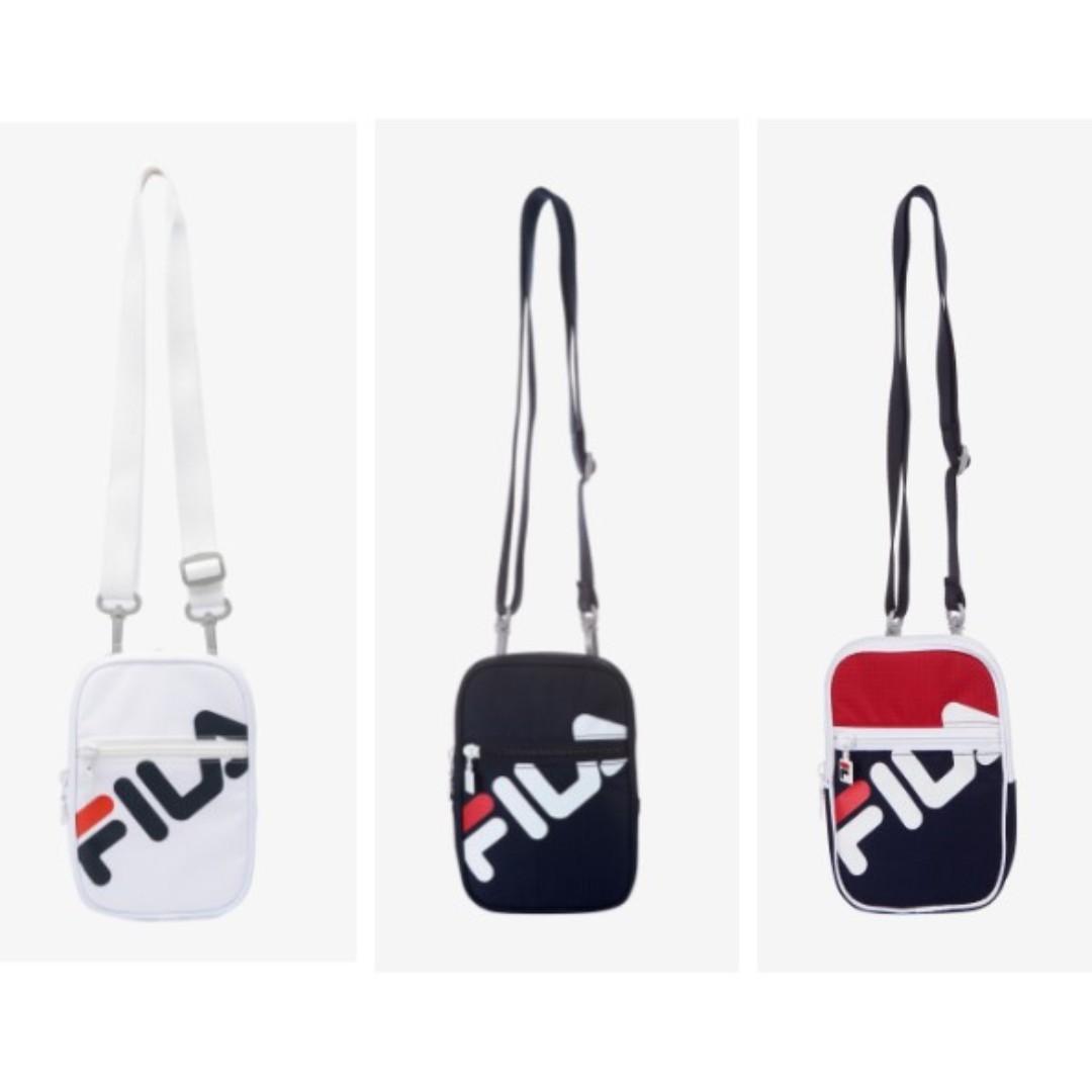 bb11f33efa FILA Pound Bag Fashion Sling Bag Authentic from Korea, Women's ...