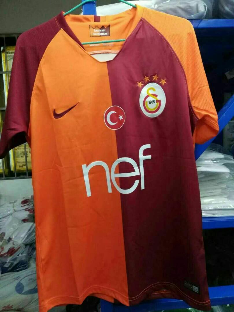 buy online 72c42 8933b Galatasaray 18/9 Home Short Sleeve Kit, Sports, Sports ...