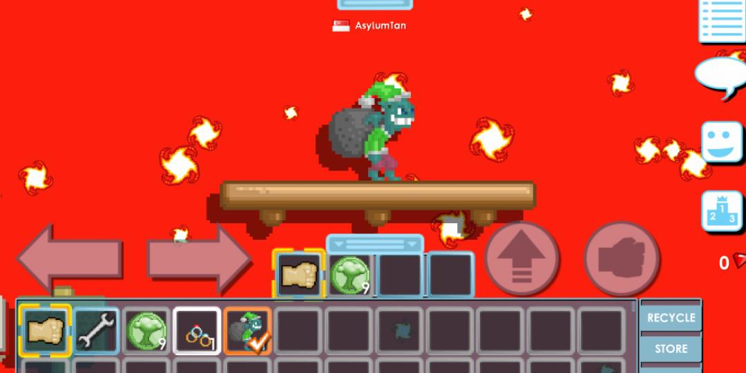 Growtopia Goblin Account Toys Games Video Gaming Video Games On Carousell