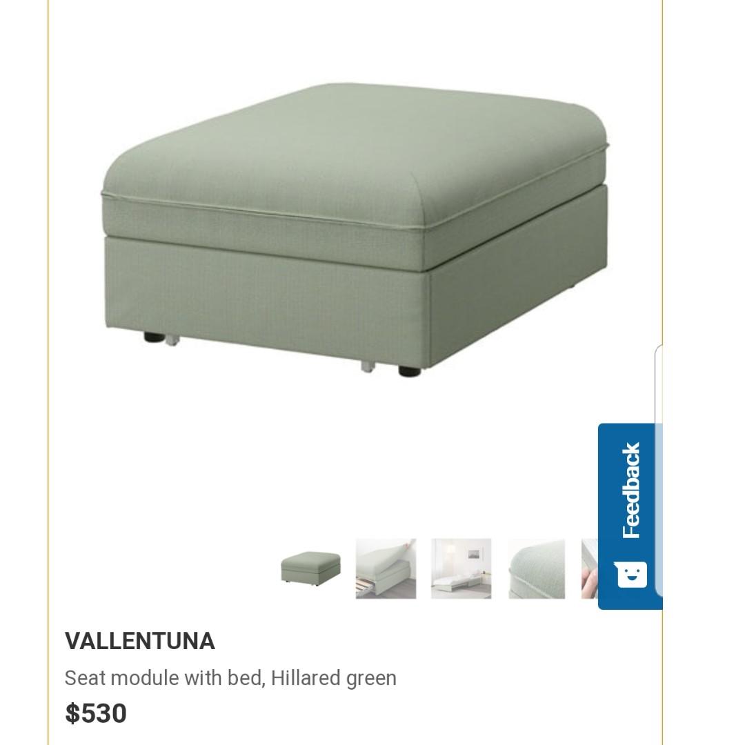 Ikea Vallentuna Sofa Bed