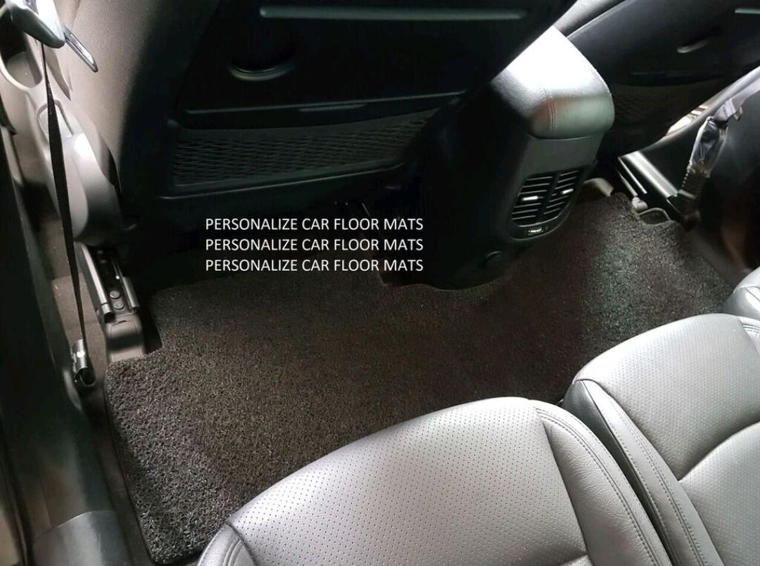 Kia Sorento. Car Mats. Carmats. Car Carpets. Coil Mats. Nomad Mats. Car  Floor Mats, Car Accessories, Accessories On Carousell