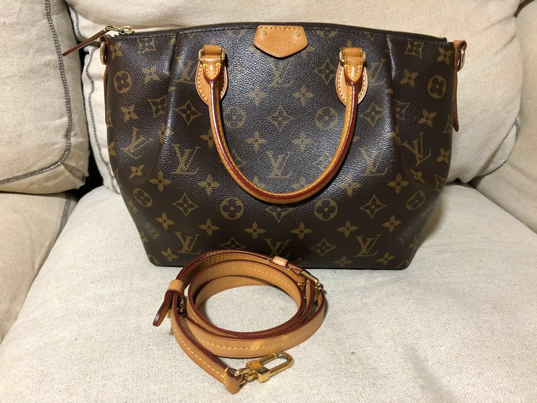 06ca51f22d30 Lowest Price in Carousell! Louis Vuitton Turenne PM Monogram