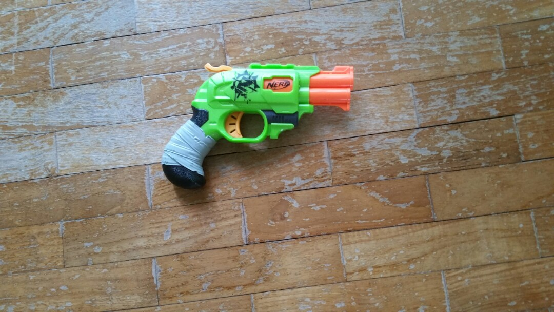Nerf Gun Toys Games Others On Carousell
