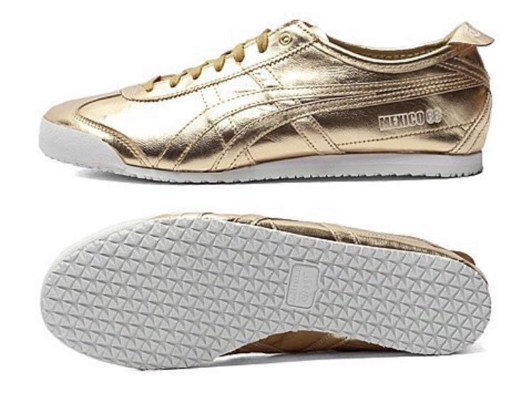 low priced c002d 990ec Onitsuka Tiger; (Mexico 66) in Rose Gold, Luxury, Shoes on ...
