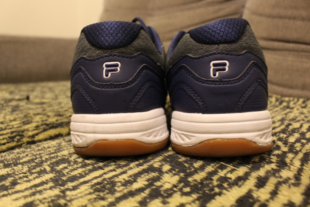 882be3f52782 Original FILA Volleyball Shoes