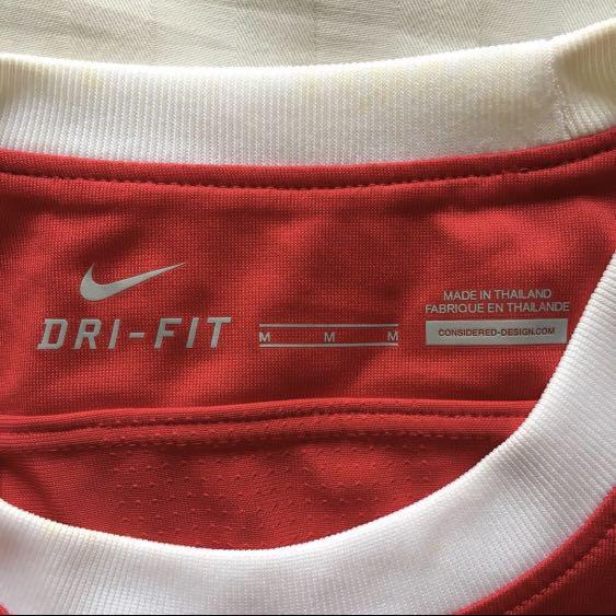 Original Nike Arsenal Jersey