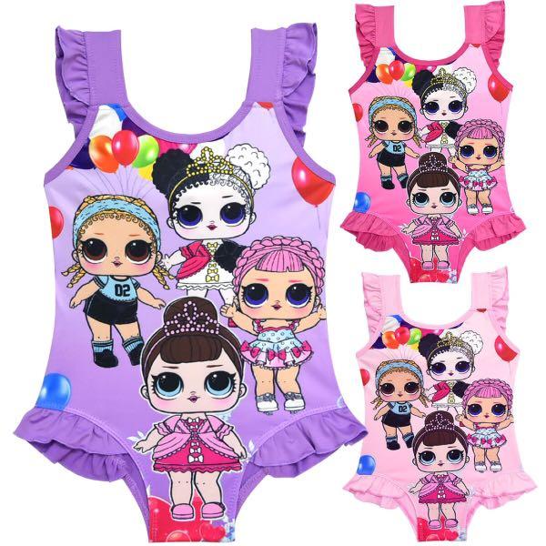 5bdeded21ca6a PO LOL Surprise Doll Swimwear  Swim