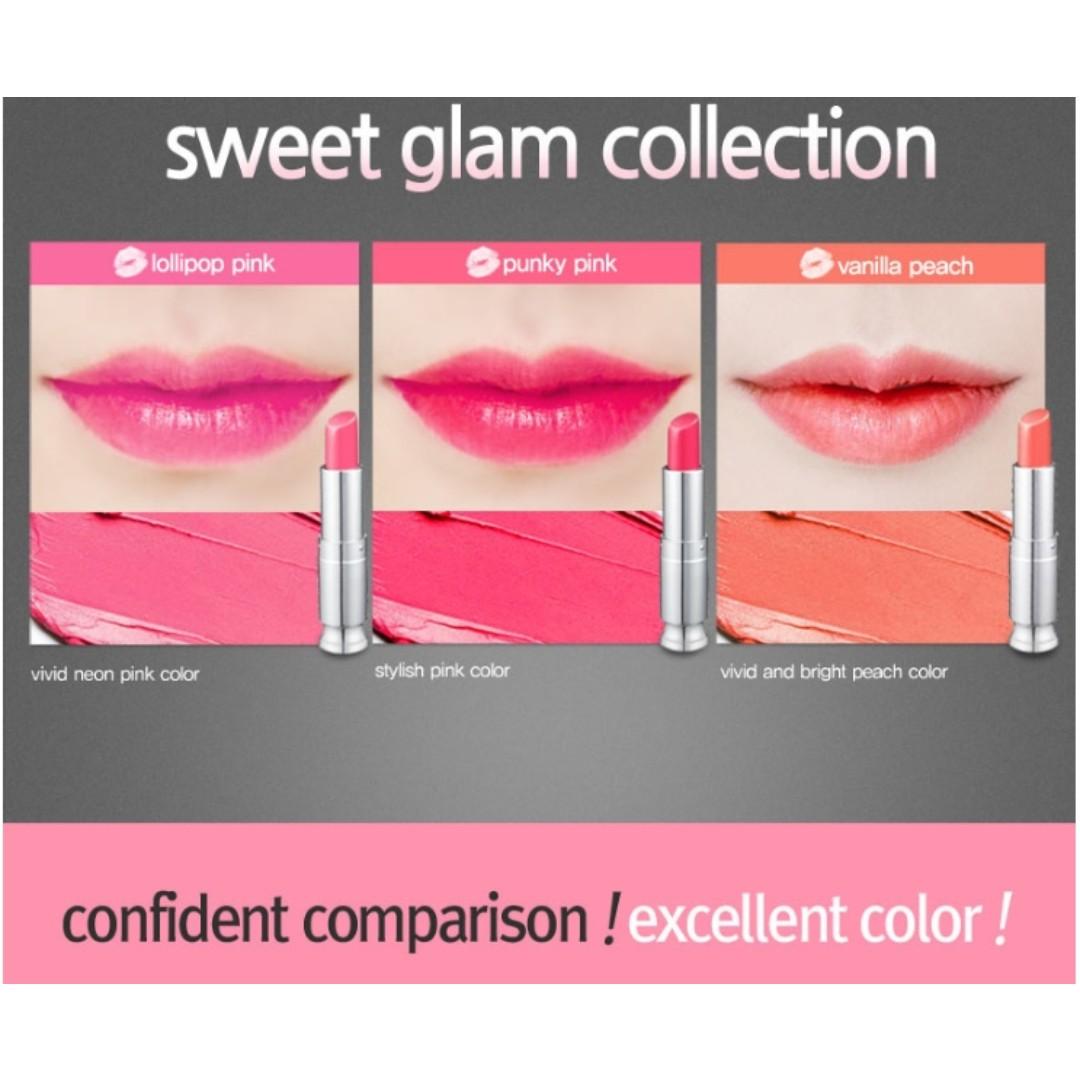 Kết quả hình ảnh cho Secret Key Sweet Glam Tint Glow