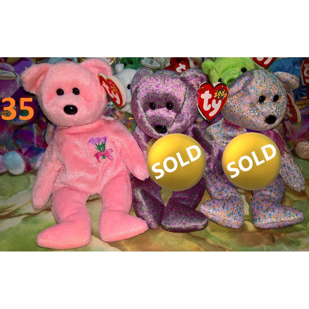 f46ca22118e TY Beanie (Original) Babies  Mum   Signatures