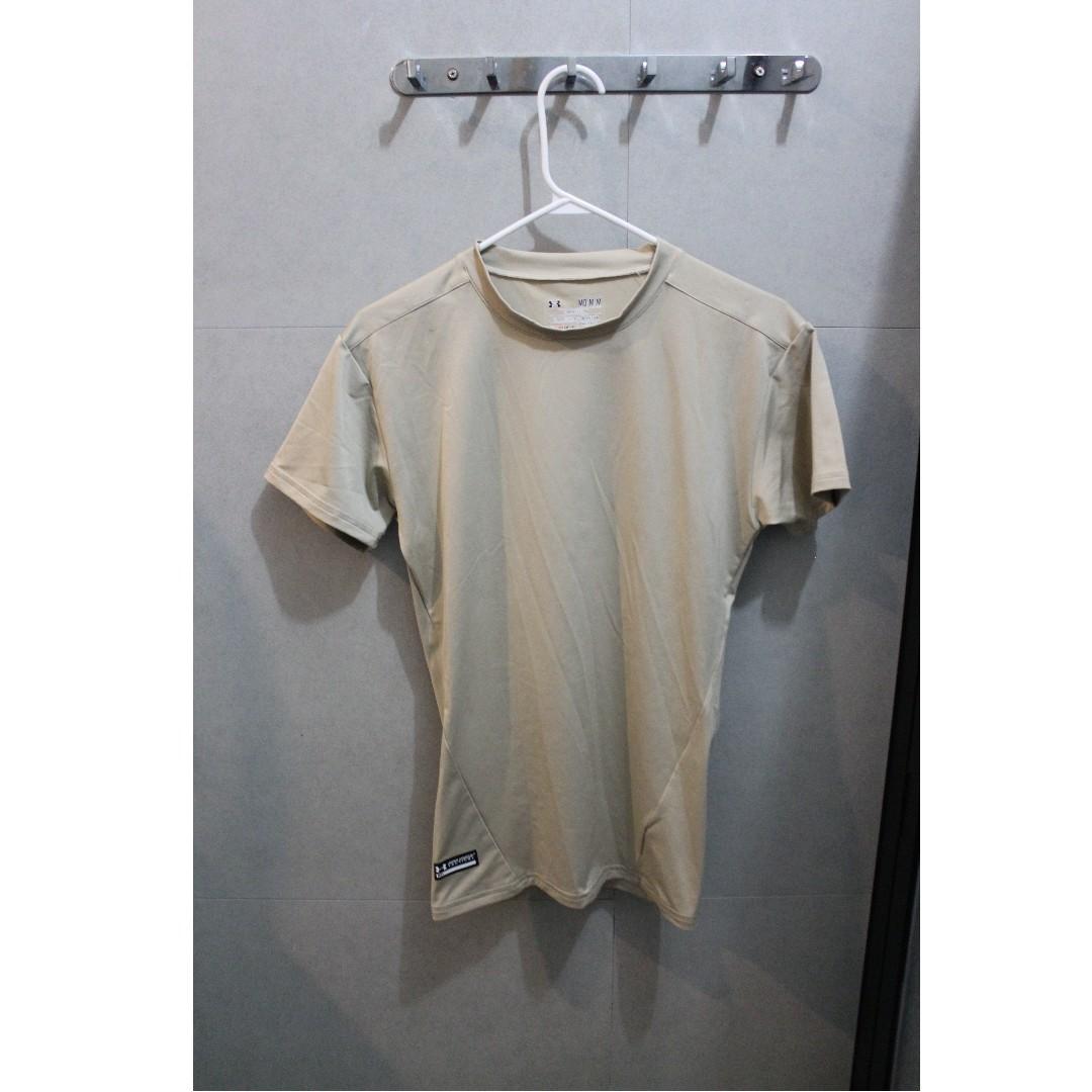 Under Armour Tactical T Shirt Heatgear Compression   ANLIS