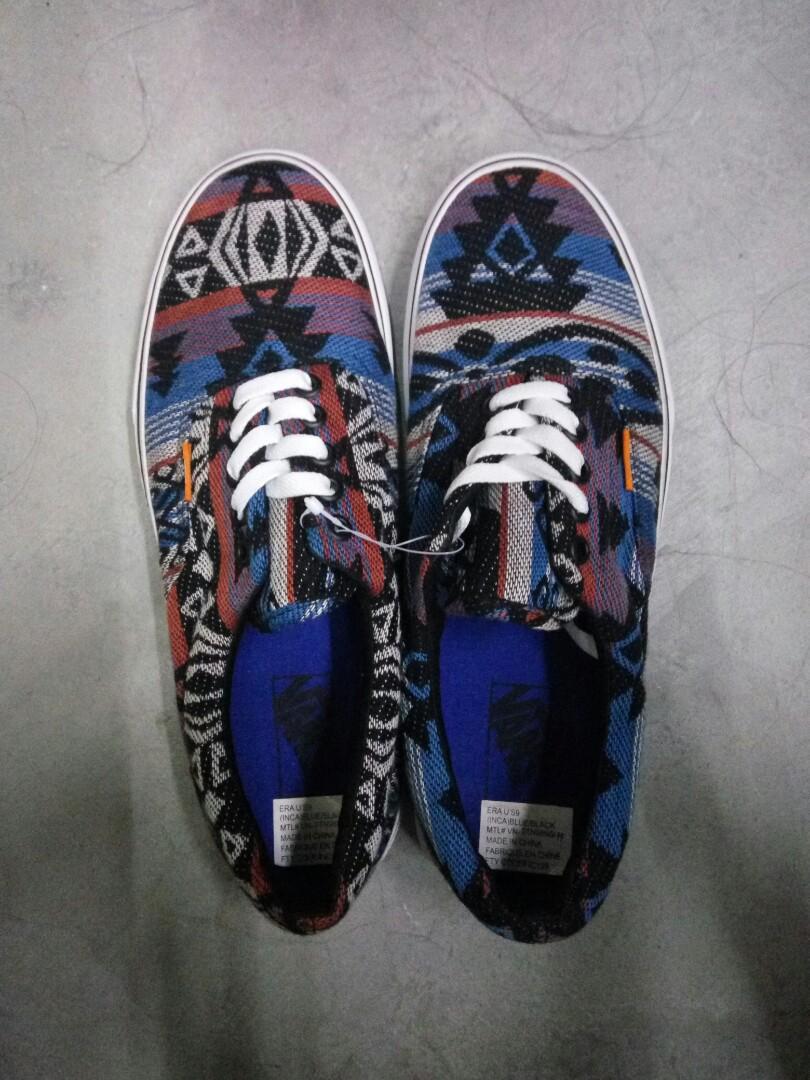 Vans Era Inca Blue #Sneakers | Sneakers | Chaussures de