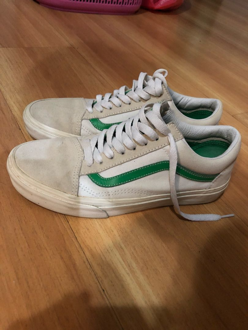 699c0b21acbb Vans Old Skool (JOLLY GREEN)