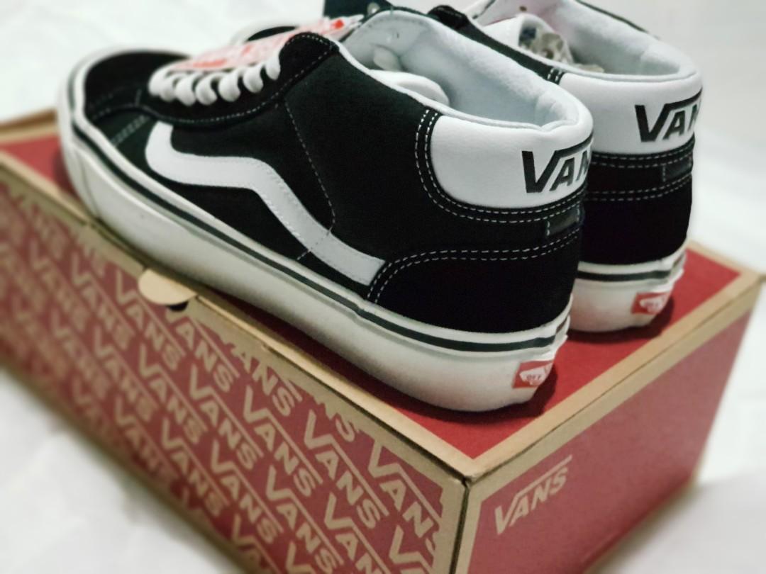 7514843534b Vans UA Mid Skool 37 DX Anaheim Factory