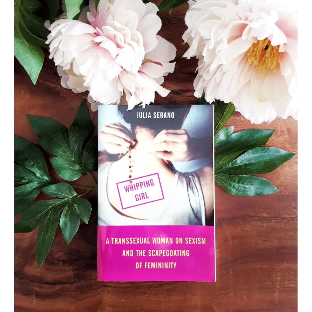 whipping girl book