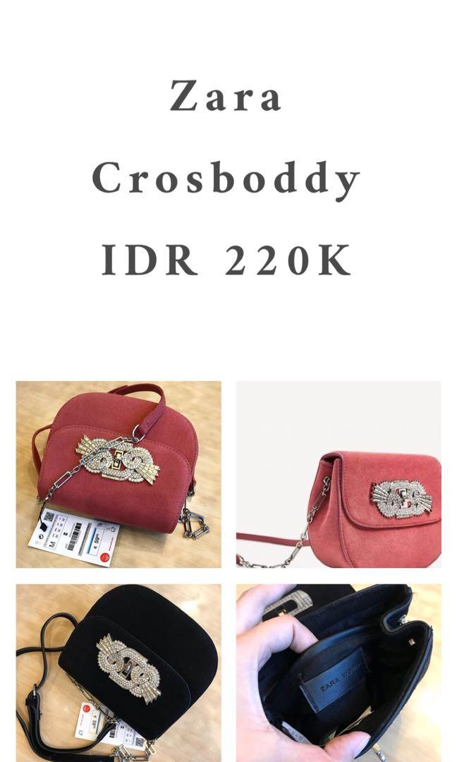 Zara Crosboddy ebc3751e9b