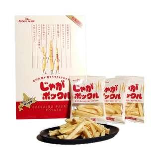 [READY STOCK] Calbee Potato Farm Fries (Hokkaido Jaga Pokkuru )