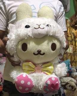 Miffy Bunny in Alpaca Costume