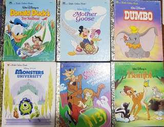 Golden Books Bundle