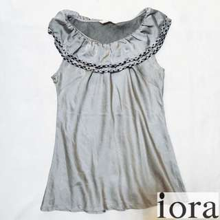 IORA Silk Blouse (Medium)