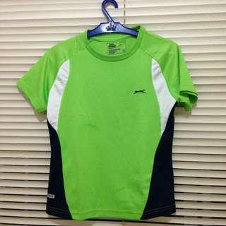 GREEN GYM SHIRT / WORKOUT CLOTHES
