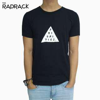 🚚 <NEW> Priorities Pyramid Tee