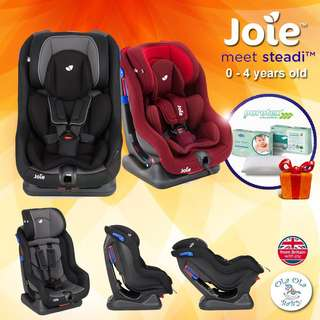 JOIE Steadi Car Seat