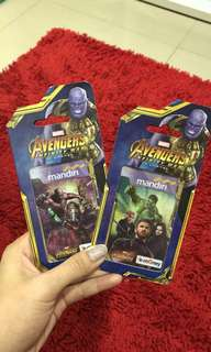 Emoney Avenger Infinity War