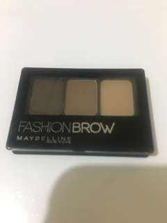 Maybelline 3D Brow & Nose Palette