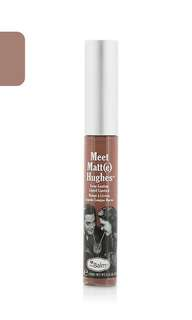 Meet Matt(e) Hughes Long-Lasting Lipstick
