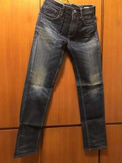 Chevignon washed jeans