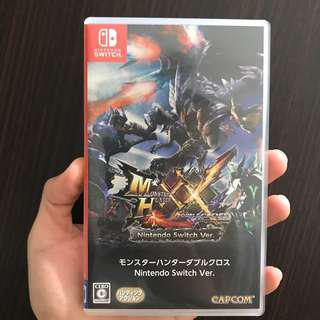 Switch Monster Hunter XX MHXX