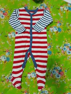 mothercare sleepsuit take all