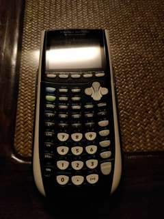 Graphic Calculator TI-84 Plus C Silver Edition